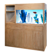 Beechwood 90 Gallon Fish Tank