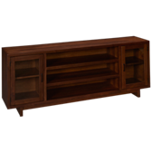 "Walnut Heights 74"" Console"