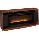 Maddock Fireplace Media Console