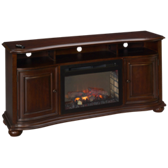 Henderson Fireplace Media Console