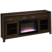 Woolbrook Fireplace Media Console
