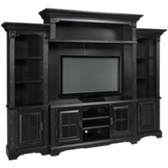 Charleston 5 Piece Entertainment Center