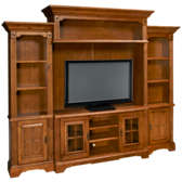 Legacy 5 Piece Entertainment Center