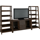 Promenade 3 Piece Entertainment Center