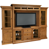 4 Piece Entertainment Center