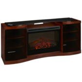 Acton Fireplace Media Console