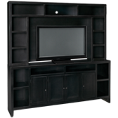 "Essentials Lifestyles 84"" Base with Hutch"