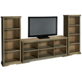 Canyon Creek 3 Piece Entertainment Center