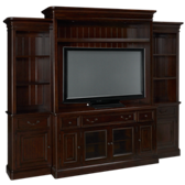 Lafayette 4 Piece Entertainment Center