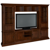 Covington 4 Piece Entertainment Center