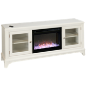 Winterstein Fireplace Media Console