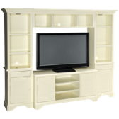 Splash 4 Piece Wall Unit
