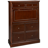 Brooke Computer Armoire