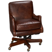 Hook Chairs Leather Office Chair