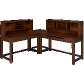 5 Piece L-Desk
