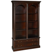 Wellington Double Bookcase