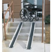 5' Telescoping Adjustable Wheelchair Ramp