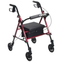 Drive Adjustable Height Rollator