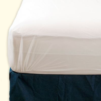 Standard Vinyl Fitted Mattress Protector