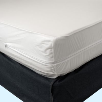 Standard Vinyl Zippered Waterproof Mattress Protector