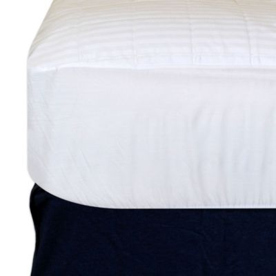 Cotton Top Waterproof Mattress Pad