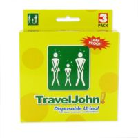 Travel John Portable Urinal