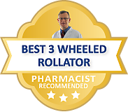 Best 3 Wheel Rollator