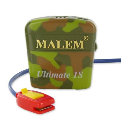Malem camouflage selectable alarm
