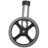 "Drive 5"" Walker Wheels for Junior Push Palm Walker"