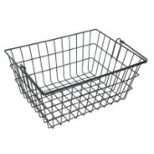 Mabis Carry-All Basket (for 1013 series rollators)
