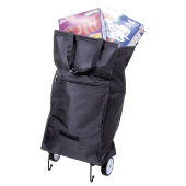Duro-Med Folding Shopping Bag with Wheels