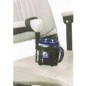 Molded Armrest Cup Holder