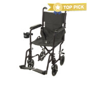 Drive Aluminum Transport Chair