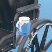 Ableware Clamp-On Cup Holder