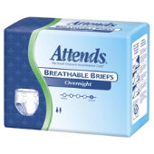 Attends Briefs Overnight Extended Wear