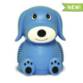 Buddy the Dog Pediatric Nebulizer Compressor