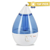 Drop Shape Cool Mist Humidifier (More colors)