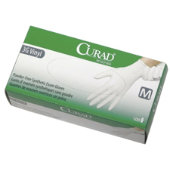 CURAD Powder-Free Latex-Free 3G Vinyl Exam Gloves