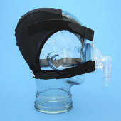 "CareCap Replacement CPAP Headgear ""モ One Size Fits All"