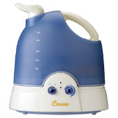 Traditionally Shaped Cool Mist Humidifier
