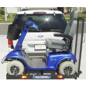 E-Z Carrier 3 Scooter & Power Wheelchair Outside Manual Scooter Lift