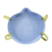 Moldex 1500 N95 Particulate Respirator and Surgical Mask
