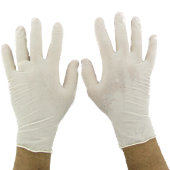 Latex Powder-Free Exam Gloves