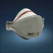 3M 1870 N95 Particulate Respirator and Surgical Mask