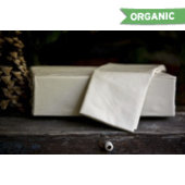 "Organic Allergy Care Bedding (No Chemicals or Dyes) (13"" Twin)"