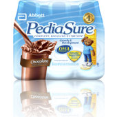 Pediasure Chocolate 8oz. Retail Bottles