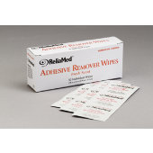 ReliaMed® Adhesive Remover Wipes