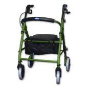 Invacare Soft Seat Lightweight Rollator