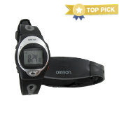 Omron Heart Rate Monitor with 3 Functions
