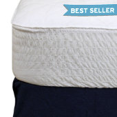 Simmons Beautyrest Breathable Waterproof Mattress Pad - Twin Size